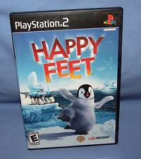 PlayStation 2 Happy Feet Video Game - 2006 - complete