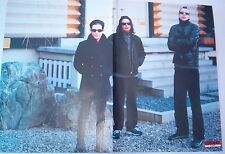 PLACEBO in shades Centerfold magazine POSTER  17x11""