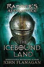 THE Icebound Land by John Flanagan (Paperback, 2008)
