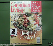 Canadian Living Magazine September 2009 - Vol 34 No 9