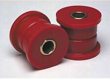 Prothane 7-1201 Polyurethane Rear Panhard Track Bar Bushings Kit (Red)