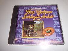 Cd   Das Goldene Schlager-Archiv  1975