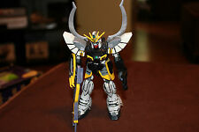 Built Gundam with Custom paint job (Gundam kit H)