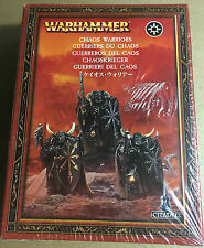 CITADEL GAMES WORKSHOP WARHAMMER - CHAOS WARRIORS - NUOVO