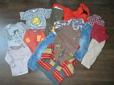 GROS LOT de VETEMENTS bébé garcon 18 MOIS hiver H&M KIABI ZARA DPAM  OBAIBI