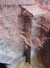 1/35 Scale Military Camoflage Netting - Dark Brown