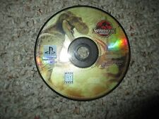 Warpath: Jurassic Park (Sony PlayStation 1, 1999) Disk Only ps1