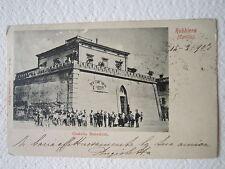 Cartoline Locale 1903 Emilia Romagna Reggio Emilia Rubiera Castello Benedetti