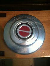 Ford Bronco II Ranger Explorer Wheel Center Cap Hubcap Dog Dish Black Red Metal