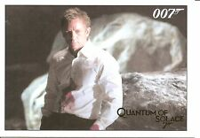 James Bond 007 Archives Quantum of Solace Gold Parallel Trading Card #61 68/125
