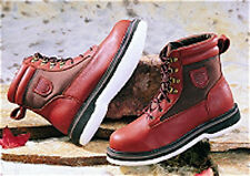 Brand New Kobuk Premium Wading Hunting Boots Shoes Size 10 Felt Sole Brown