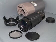 Canon DIGITAL EOS Fit 60 300mm Zoom Lens 1100d 1200d 1300d 100d 700d 750d 80d +