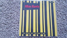 Allan Harris - You bring out the best in me 12'' Italo Disco Vinyl