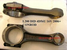 mitsubishi L200 Motore 4D56 2.5 DiD KB4T 16V 06+ Albero a gomiti Pistone BIELLA