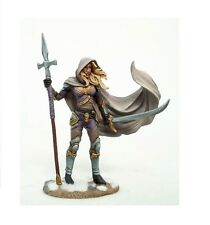 Dark Sword Female Undead Hunter miniature metal new