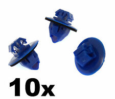 10x Toyota Land Cruiser Side Moulding & Wheel Arch Flare Plastic Trim Clips