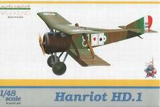 HANRIOT HD.1 (REGIA AERONAUTICA/ITALIAN AF MKGS) 1/48 EDUARD WEEKEND EDITION