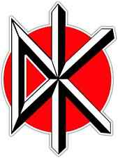 "Dead Kennedys Punk Music Car Bumper Window Sticker Decal 4""X5"""