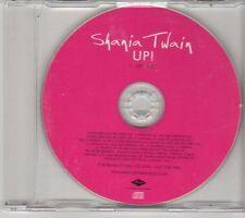 (DY734) Shania Twain, Up! - 2003 DJ CD