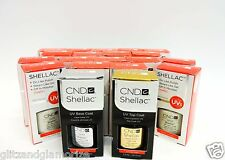 CND Creative Nail Shellac Gel Polish Pick Your Colors .25oz/7.3ml  ~70 Bottles~