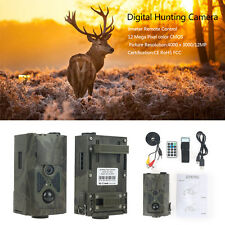 16MP HC550A Hunting Trail Camera Infrared Lamp 1080P HD IR GPRS Wildlife Game SH