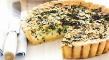 Quiche Cookbook, 150 Recipes eBook in PDF on CD FREE SHIPPING
