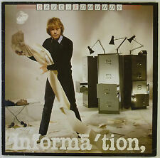 "12"" LP - Dave Edmunds - Information - k5401 - washed & cleaned"