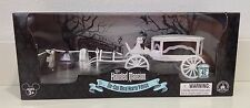 DISNEY THEME PARKS HAUNTED MANSION 45th ANNIVERSARY DIECAST METAL HEARSE VEHICLE