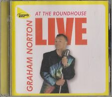 GRAHAM NORTON - LIVE AT THE ROUNDHOUSE. Graham's 1st Live Stand Up CD! (CD 2006)