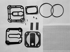 Iveco Tector Compressor Gasket & Valves Repair Kit 75E17 etc OEM kit 42549207