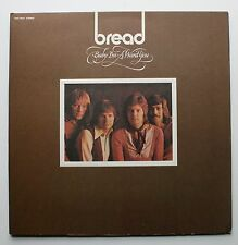 Bread David Gates Original Elektra LP 1972