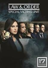 Law & Order Special Victims Unit The Seventeenth Year DVD SVU Season 17 New