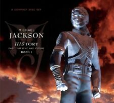 MICHAEL JACKSON - HISTORY-PAST,PRESENT AND FUTURE-BOOK I - 2 CD NEW+