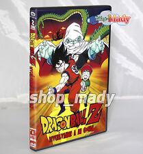 Dragon Ball Z Get Back My Gohan en ESPAÑOL LATINO Region 4 NTSC