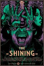 The Shining Variant Alternative Movie Poster by Mondo Artist Nikita Kaun No. /60