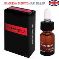 Pheromone Essence 7.5 ml For Women Pure Pheromones VERY STRONG! Attract Men Fast