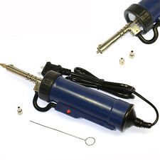 30W 220V Automatic Electric Suction tin Vacuum Solder Sucker /Desoldering Pump