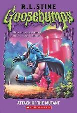 Goosebumps: Attack of the Mutant by R. L. Stine, Good Book