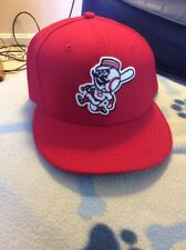 Cincinnati Reds Authentics:Team Issued 2013 Home Red Spring Training Cap 7 1/2