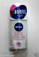 Nivea Deodorant Whitening Extra Care Roll On women girls 48 hrs protection 50 ml