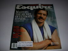 ESQUIRE MAGAZINE, MAY, 1987, MIKE SCHMIDT, MASTER OF SWAT, COVER, GAY TALESE!