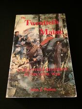 The Twentieth Maine 1991 John J. Pullen Revised Edition Signed by Author