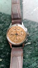 Richard Chronograph Vintage Triple Date Valjoux 72 Swiss Made