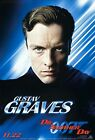 Die Another Day Original S/S Gustav Graves Advance Movie Poster 27x40 NEW 2002