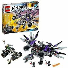 #9 Lego Ninjago Master of Spinjitzu Nindroid Mechdrag #70725 BNIB Factory Sealed