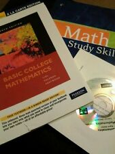 Greenville Technical College, Basic College Math textbook