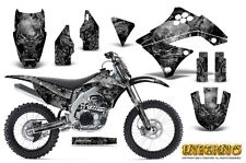 KAWASAKI KXF450 KX450F 09-11 GRAPHICS KIT CREATORX DECALS INFERNO SNP