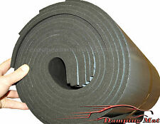 5X SHEETS AUTO CAR SOUND INSULATION DEADENING MATERIAL Closed Cell Foam 10mm NEW