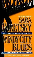 Windy City Blues - Sara Paretsky (Paperback)