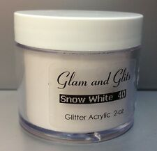 Glam & Glits - GLITTER Acrylic Collection Shades 2oz = 56g- Pick any color